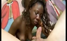 Ghetto Gaggers Ebony Marie